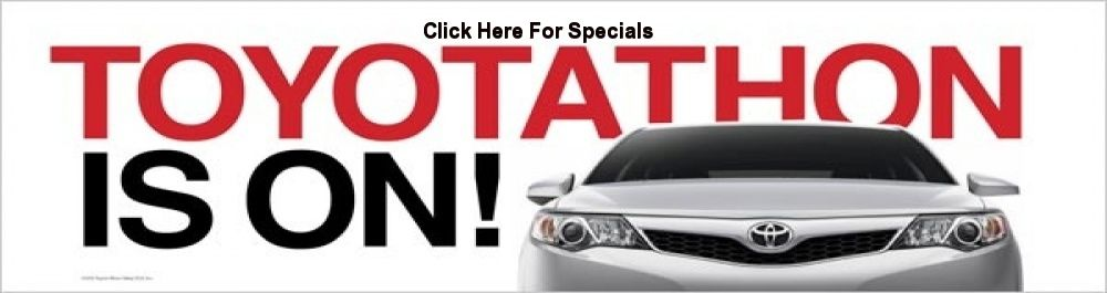 We Love The Holidays But Toyotathon Is What Makes This Time Of The Year Complete View All Of Our New Toyota Specials At Ht Used Toyota Toyota Dealers Toyota