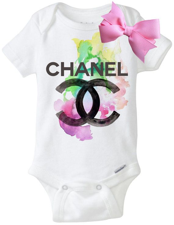 Chanel baby clothes online