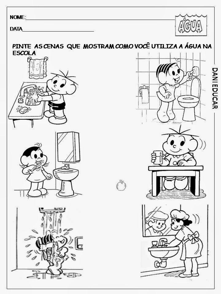 Tarefa da educação infantil