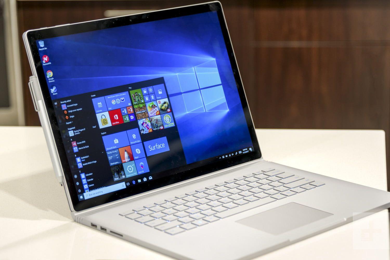 Hp Spectre X360 Vs Microsoft Surface Book 2 Digital Trends Microsoft Surface Book Microsoft Surface Microsoft Surface Laptop