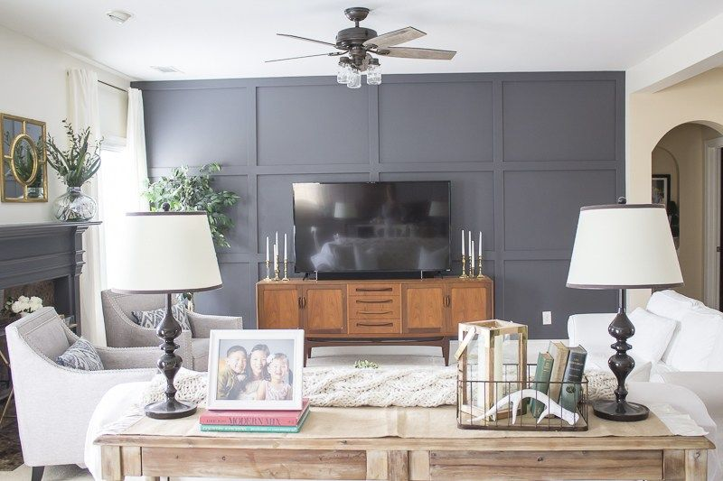 Photo of Modern Transitional Family Room – Love Your Abode