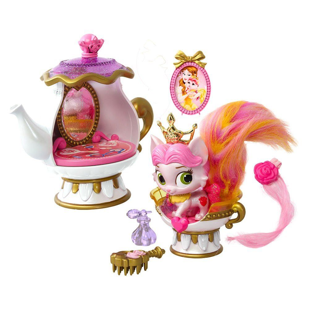 Palace Pets Beauty And Bliss Belles Kitty Rouge Playset Kyrstore