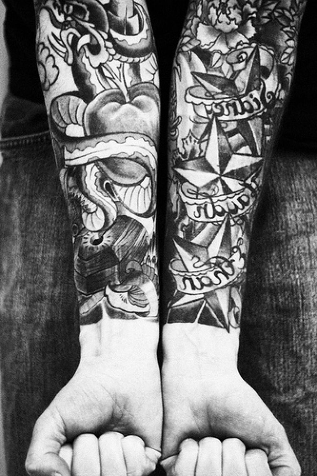Music tattoo designs tattoo ideas pictures tattoo ideas pictures - Koi Fish Sleeve Tattoo Tattoo Design Pictures 1024x1537 Jpeg