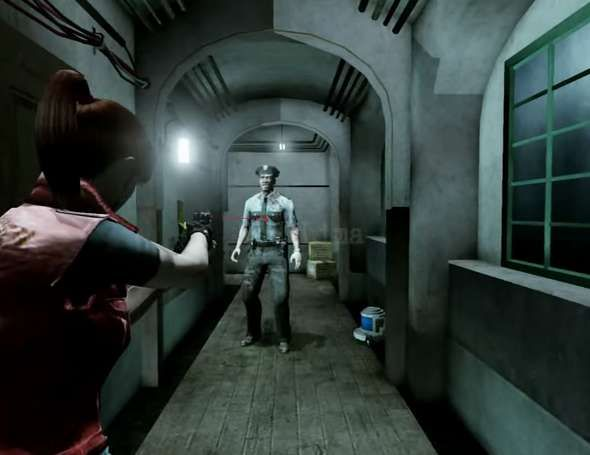 Resident Evil 2 In Unreal Engine 3