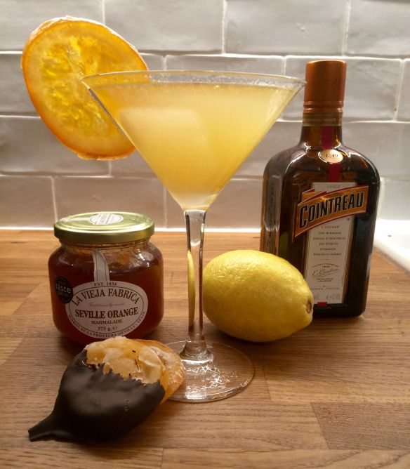 Maybe as holiday treat? :) The Breakfast Martini | THE MARTINI DIARY