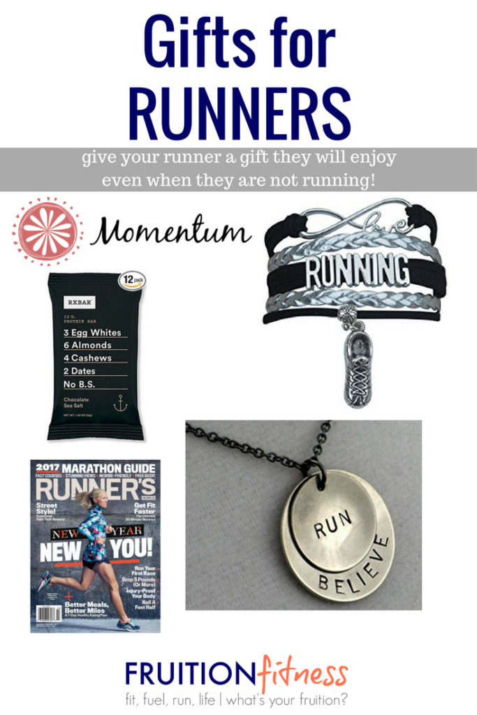 gifts for runners fruition fitness