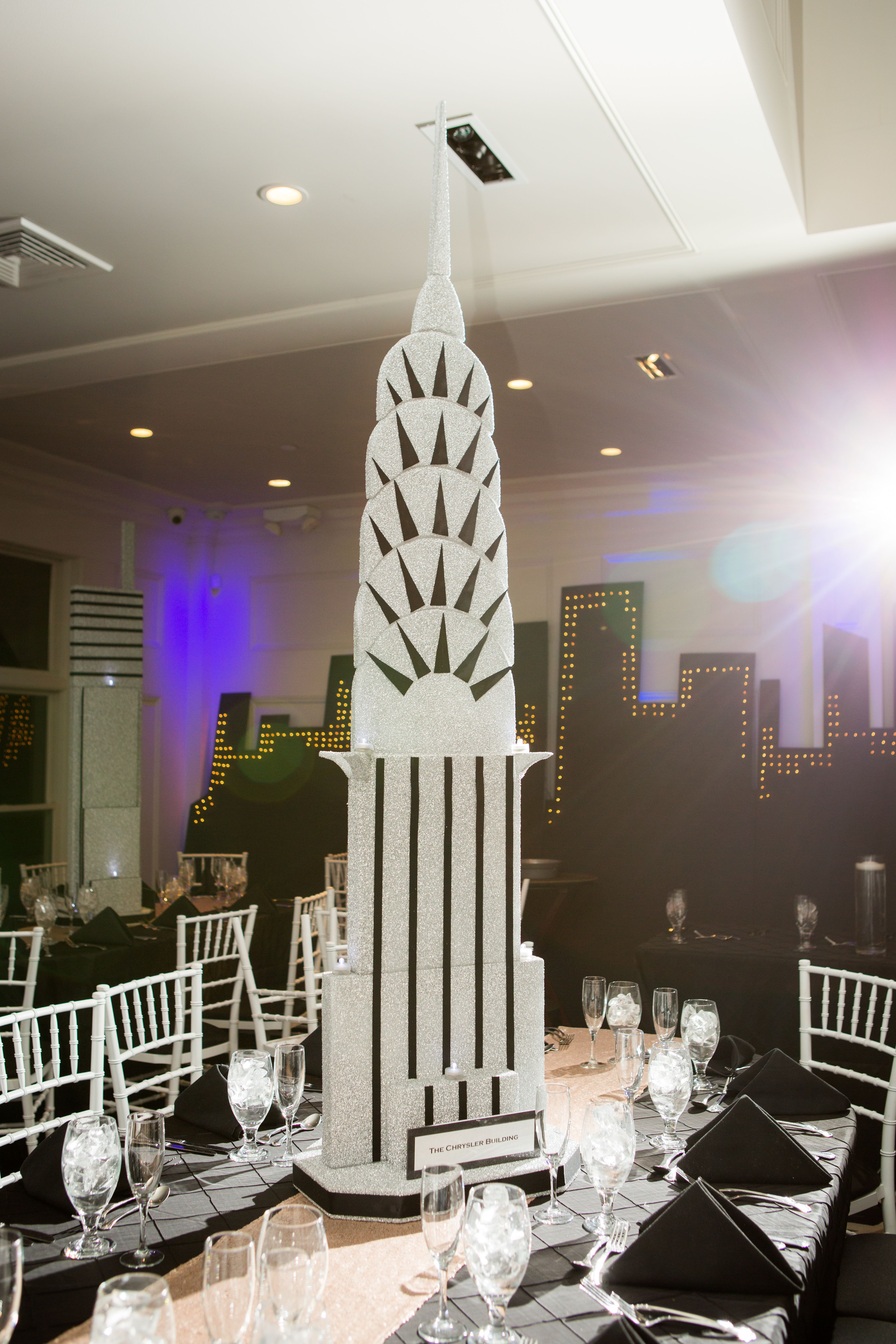 City Themed Centerpieces Best House Interior Today