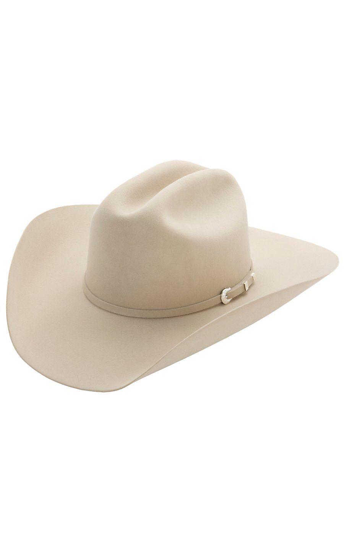 7d4fb9c10c9 Cavender s® 20X Solid Gold Silverbelly Felt Cowboy Hat