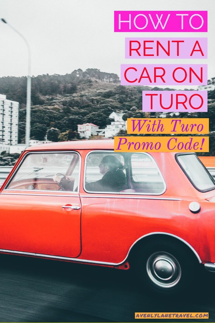 Turo Promo Code and Everything You Need to Know About