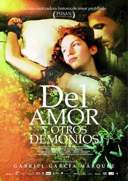 Del amor y otros demonios - Poster
