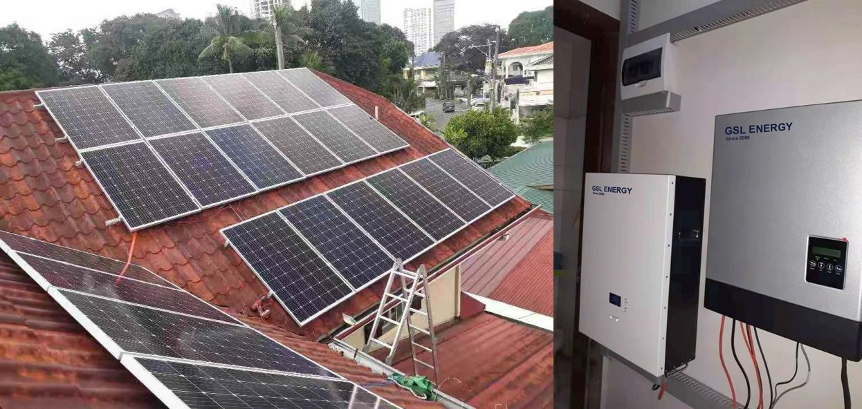 Gsl Energy Offers One Stop Solutions Ess1050 5kva 10kwh Lithium Battery Storage For Smart Hybrid Solar Home System In Phillippines Email Jimdeng Gsl Energy C
