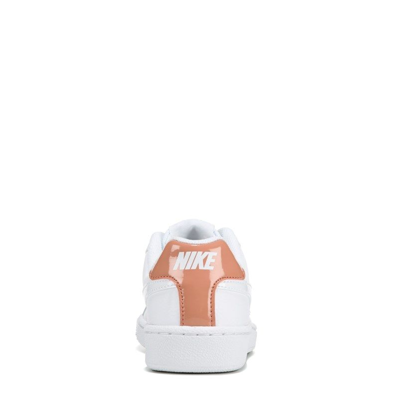 quality design d36f2 56b66 Nike Women s Court Royale AC Sneakers (White Rose Gold)