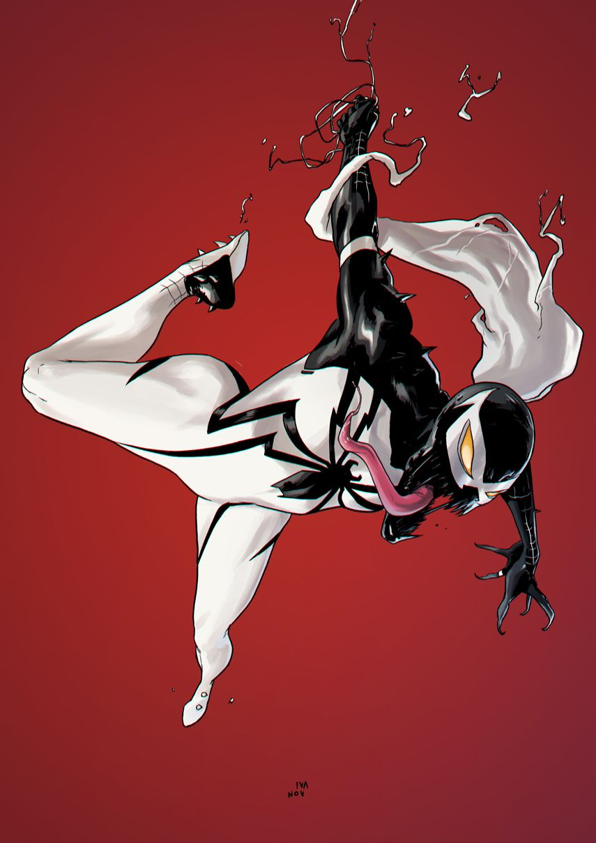 Mary Jane Watson (from Renew Your Vows) + Anti-Venom ...
