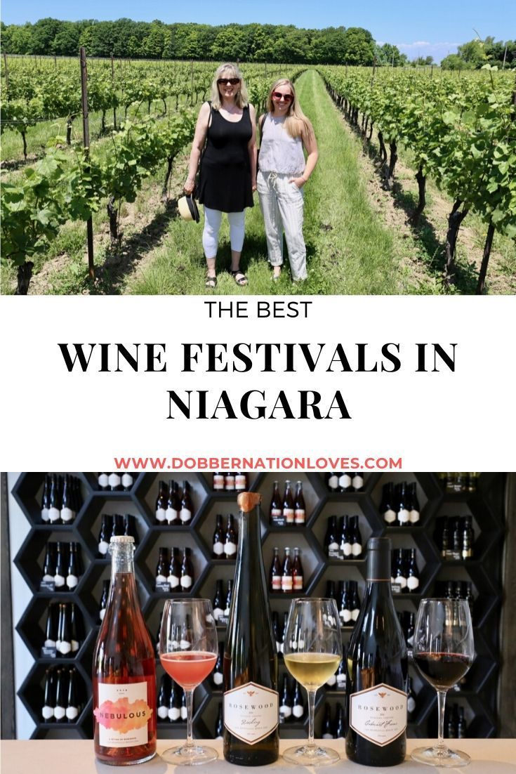 Best Wine Festivals in Niagara on the Lake, Ontario in