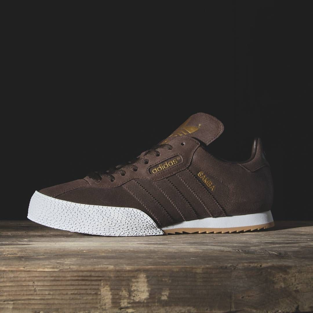 30057a47230 adidas Originals Samba Super: Brown | Adidas | Adidas, Adidas ...