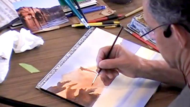 David Drummond - Watercolour Artist (watercolor)