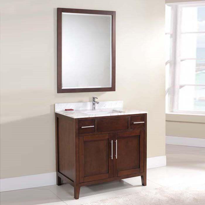 TidalBath LDN Linden In Bathroom Vanity Lowes Canada Home - Lowe's canada bathroom vanities for bathroom decor ideas