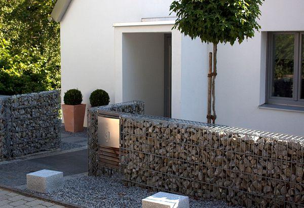 Gaviones contruccion construcciones gavion - Piedra decorativa para paredes ...