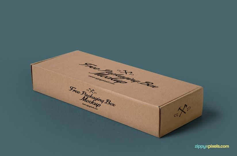 Download Luxury Box Packaging Mockup Yellowimages