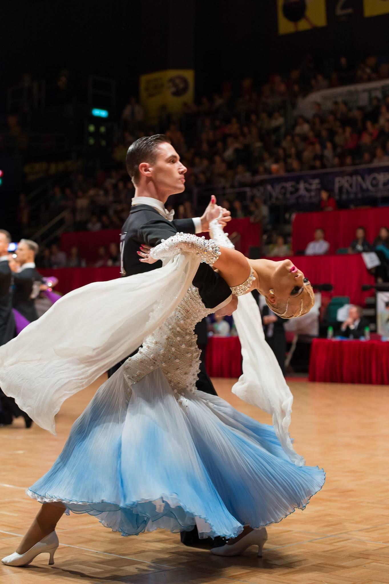 Dmitri Kolobov and Signe Busk 2014 | Бальные танцы, Танцы
