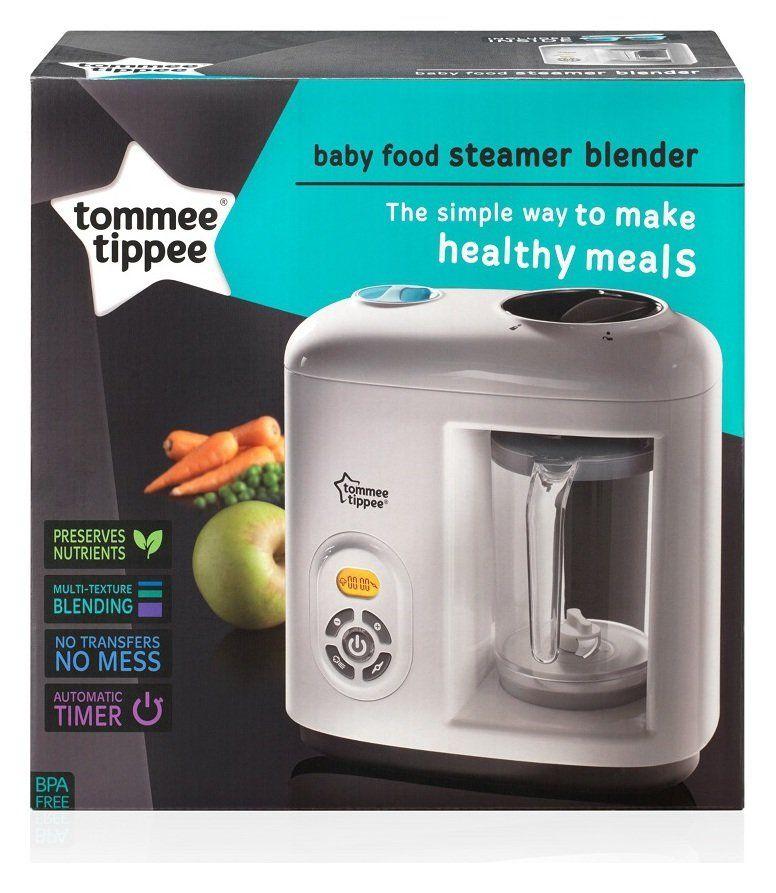 Buy tommee tippee steamer blender limited stock nursery