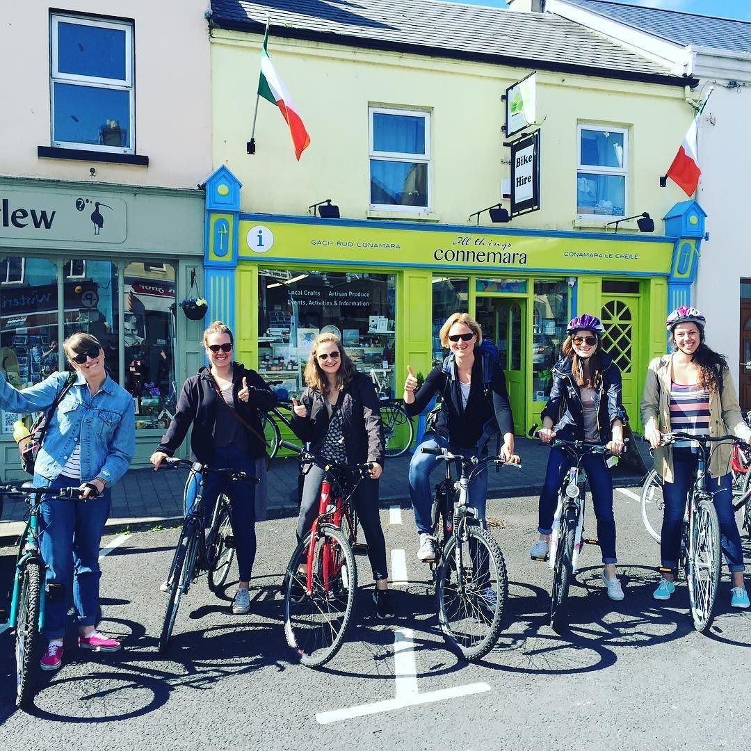 Rent A Bike And Cycle The Sky Road Or Spin Down To Roundstone Go