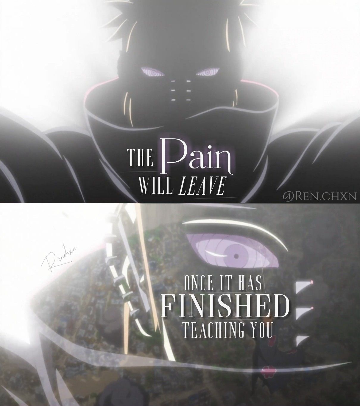 Pin On Anime Quote Edits