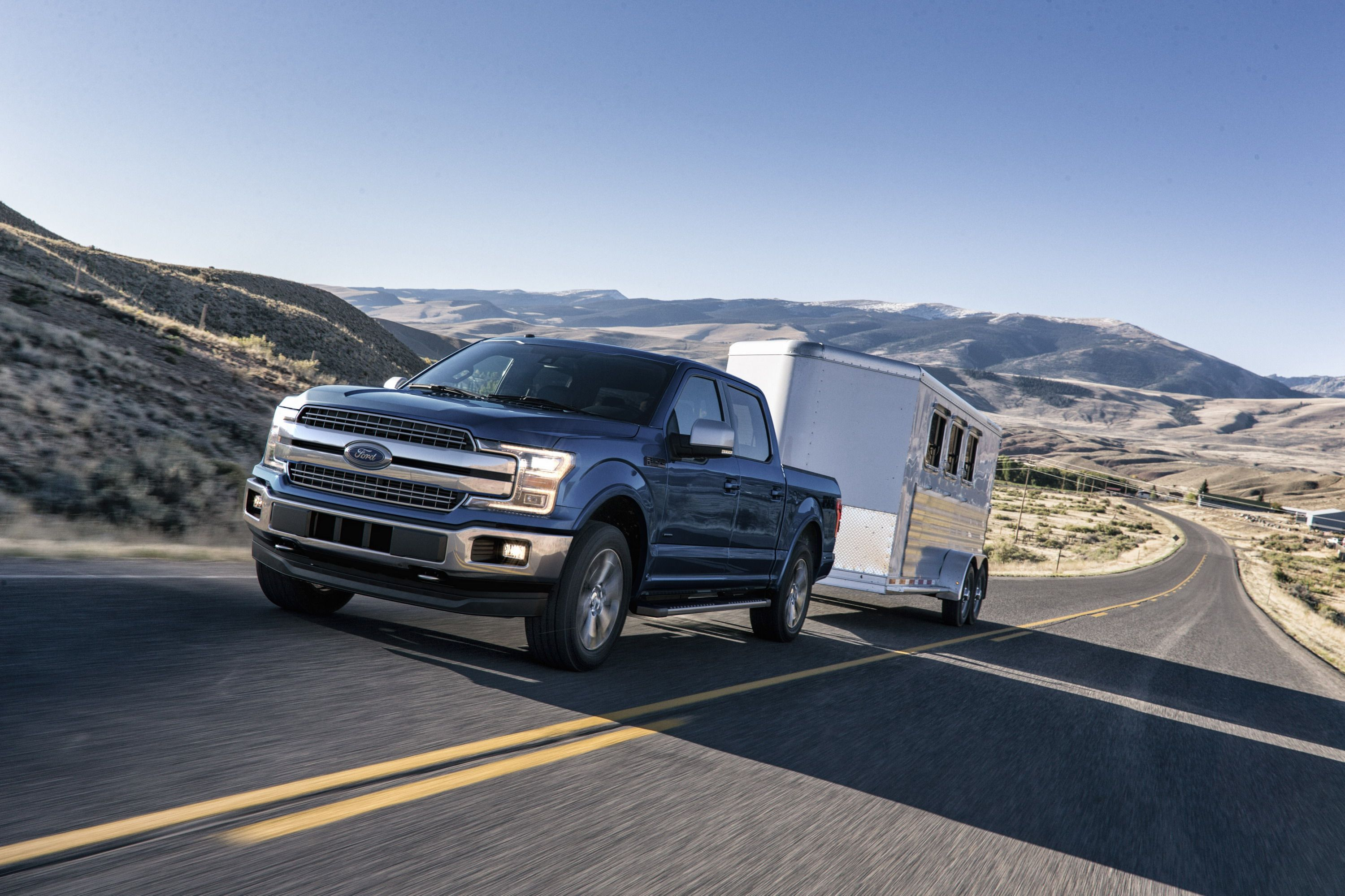 What Is The 2018 Ford F 150 Towing Capacity Ford F150 Car Deals New Ford F150
