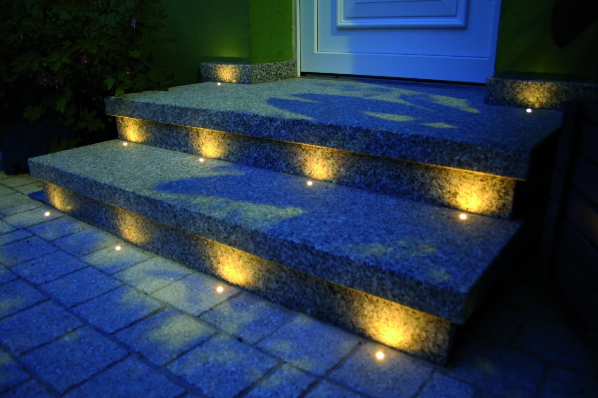 Lichtpunkte Http Mengelkamp De Licht Im Garten Terrasse