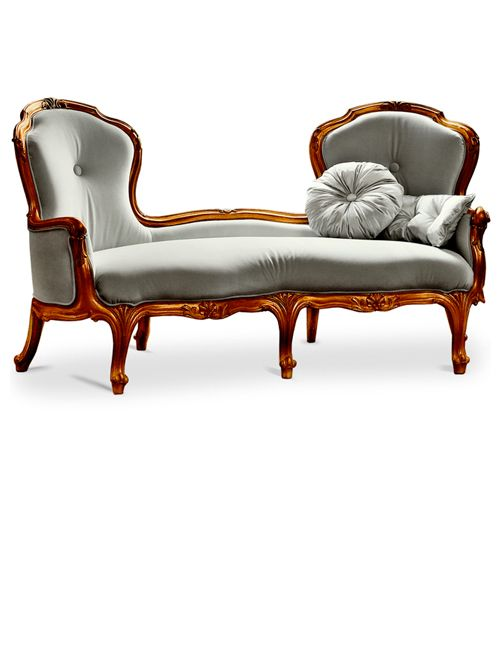 Venetian Louis XVII chaise longue £8,300.00 - ridiculously expensive ...