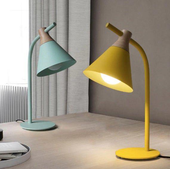 Wood Desk Lamp, Desk Lamps For Kids