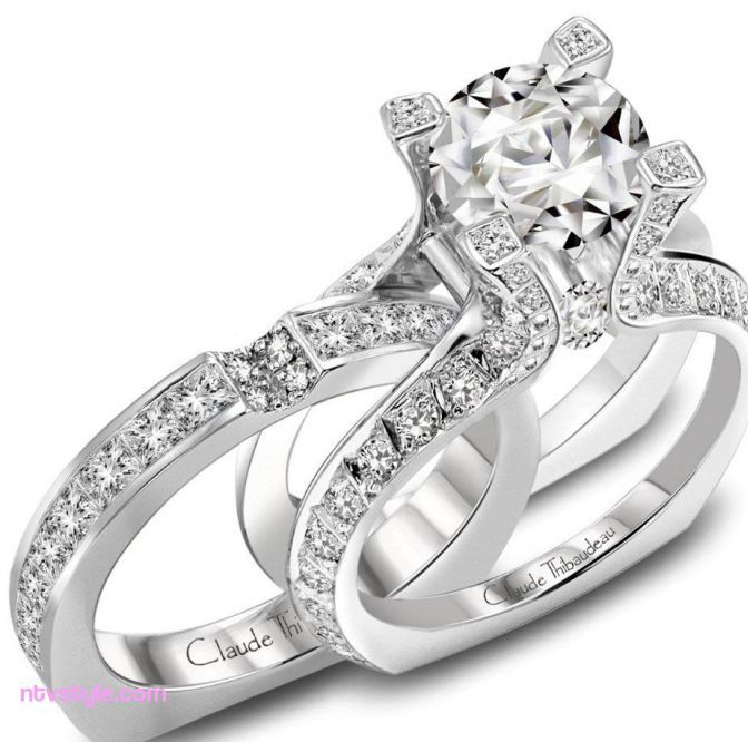 million dollar wedding rings httpwwwntvstylecommillion - Million Dollar Wedding Rings