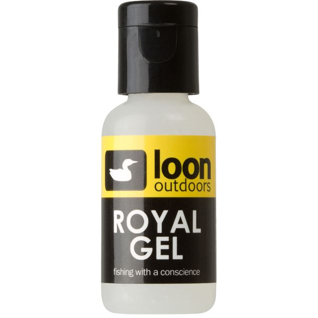 Royal Gel  #loonoutdoors #fishingwithaconscience