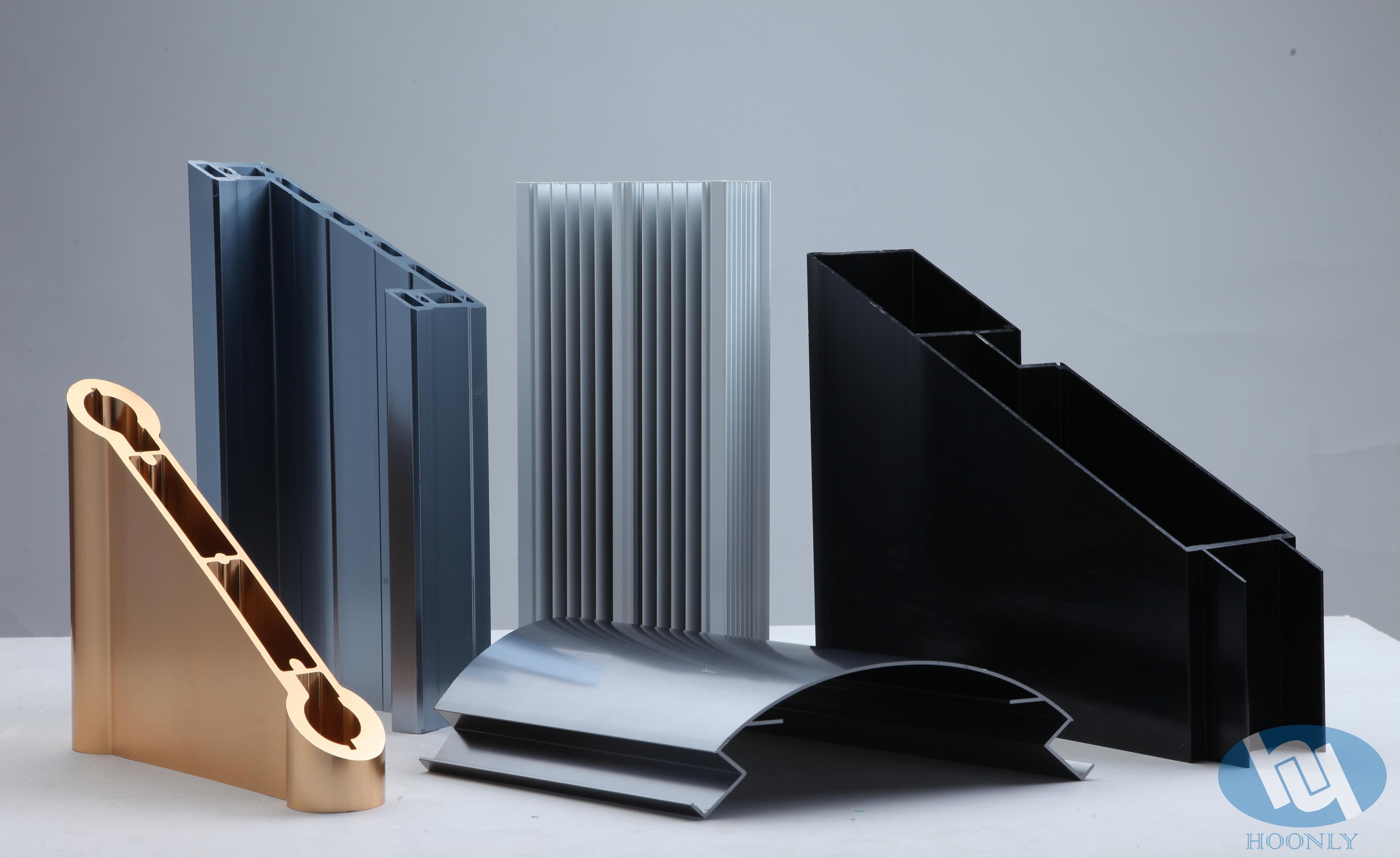 HOONLY - China Aluminium Extrusion Profile Supplier