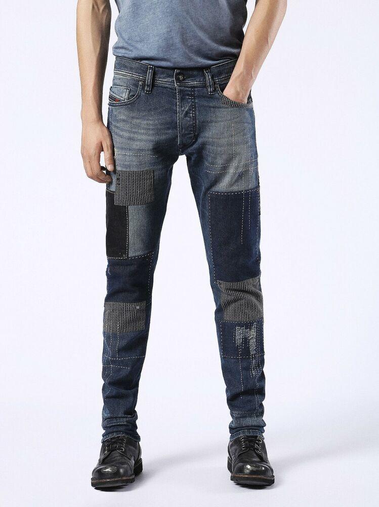 online store 924b6 31b4b eBay #Sponsored DIESEL Jeans TEPPHAR 0855J STRETCH Slim ...