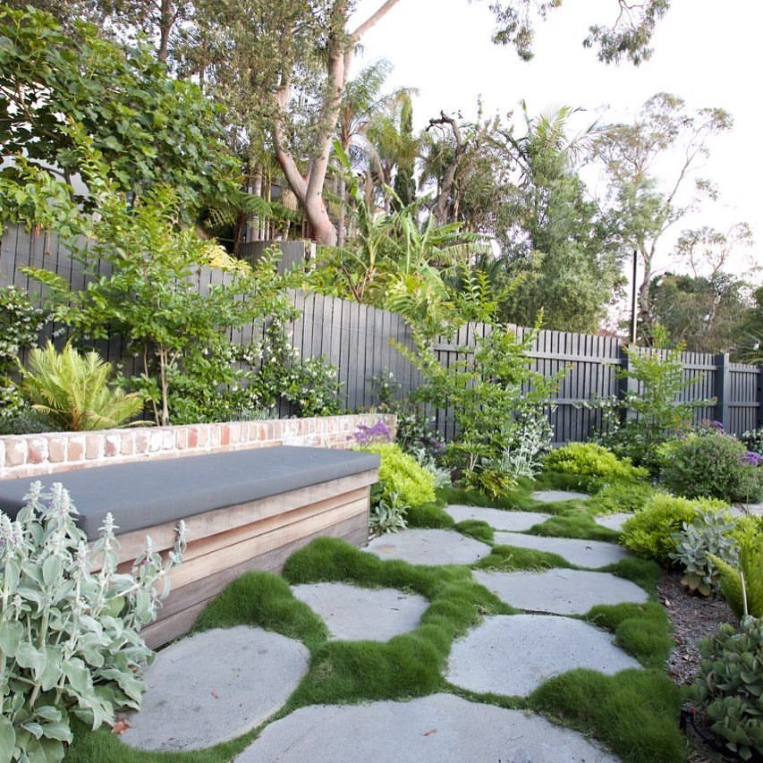 Beautiful Day In Sydney Today Have A Good One People Design Install Quercus Gardens Gardendesign Gardens Pl Garden Garden Design Garden Bridge