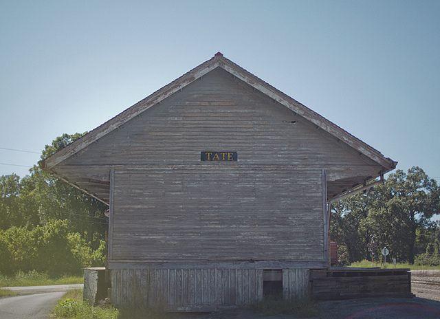 Tate, Depot