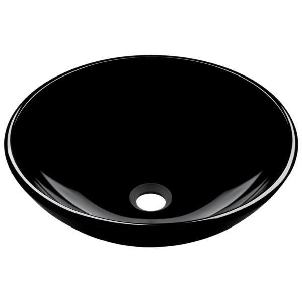 Dark Colored Glass Vessel Sink Glass Vessel Sinks Glass Vessel