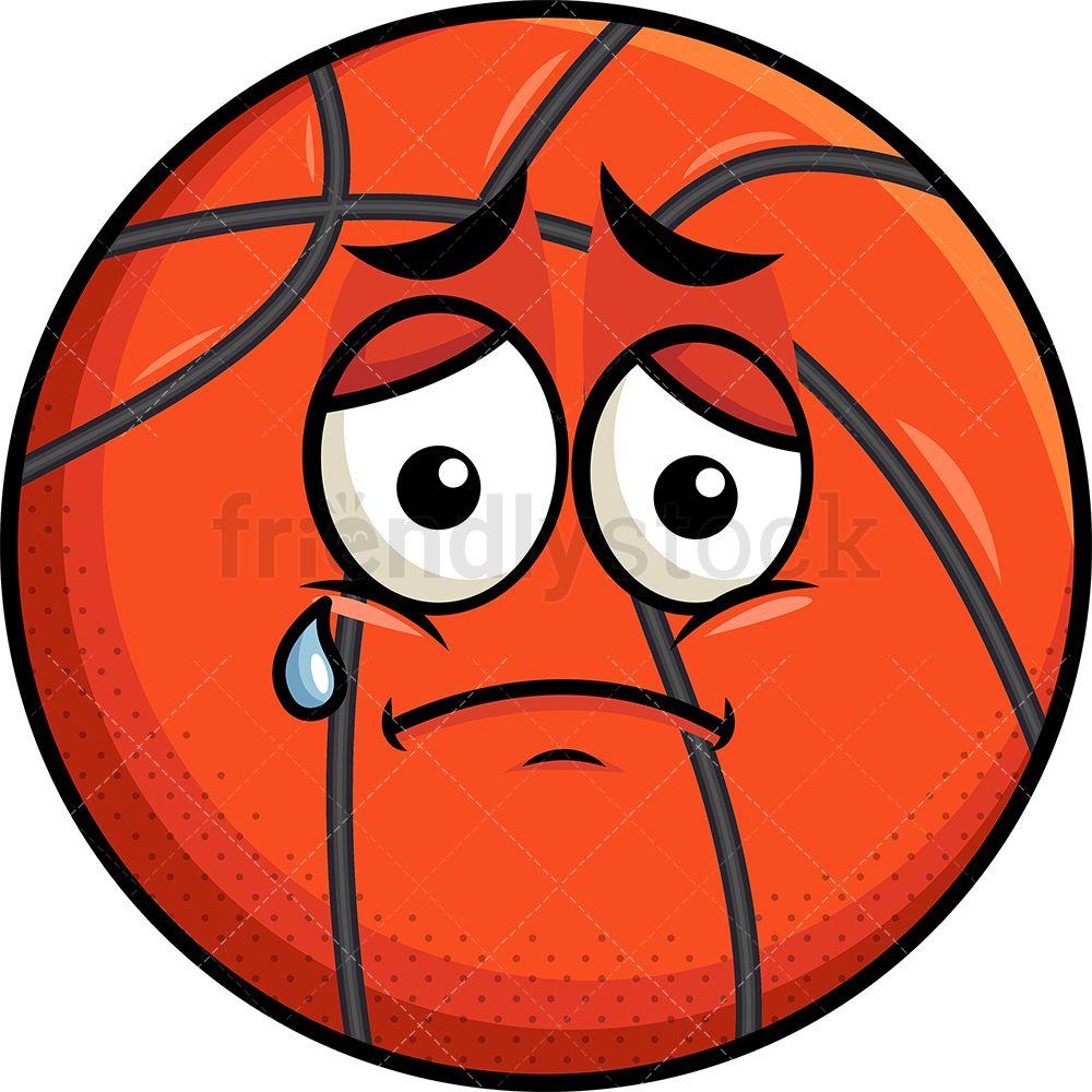 Clipart - Drawing Of Sad Emoji Face, HD Png Download , Transparent Png  Image - PNGitem