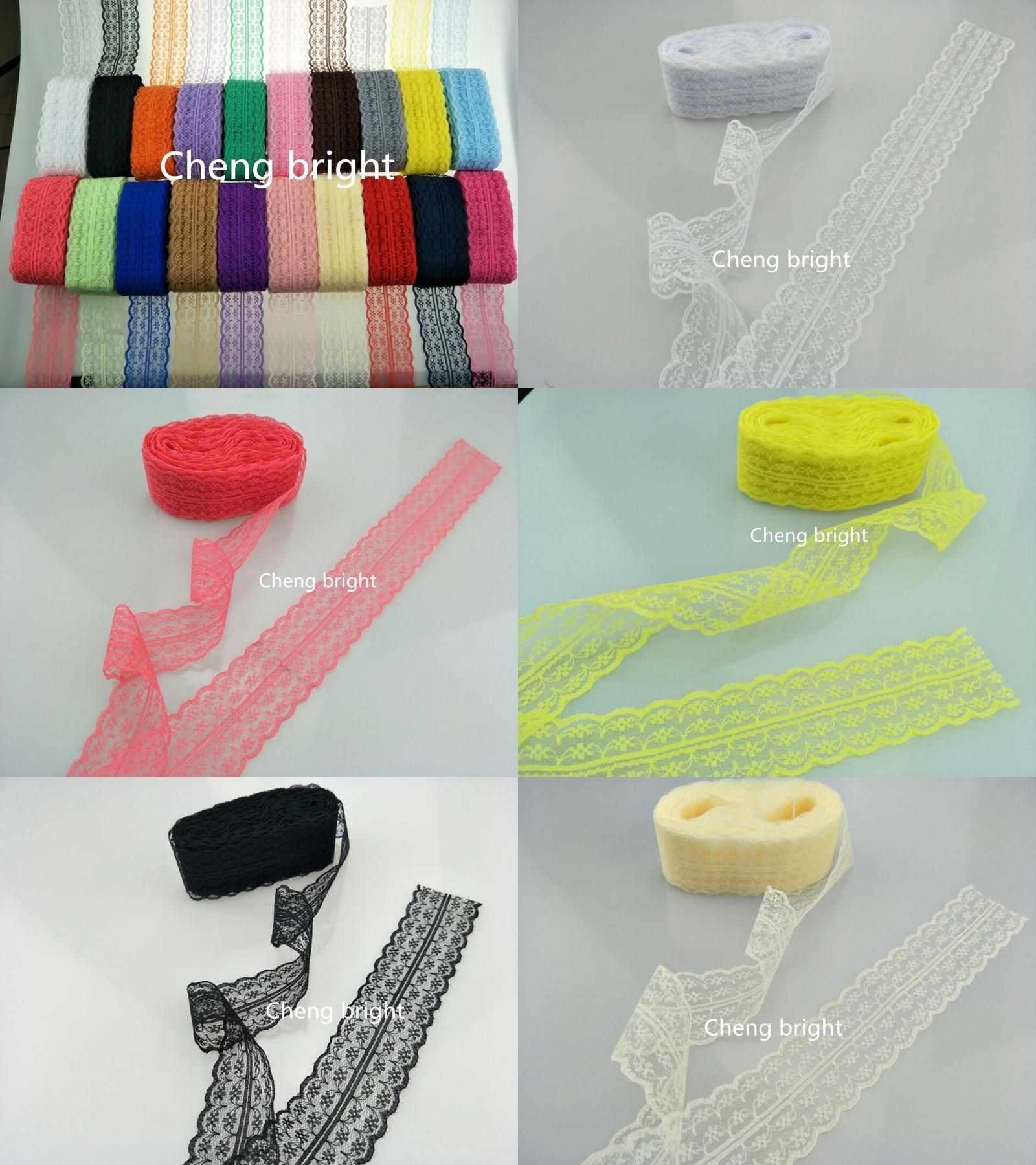 [Visit to Buy] The most popula! Free shipping 10 yards of beautiful lace ribbon, 4 cm wide, DIY Clothing /Accessories /floral accessories, etc. #Advertisement