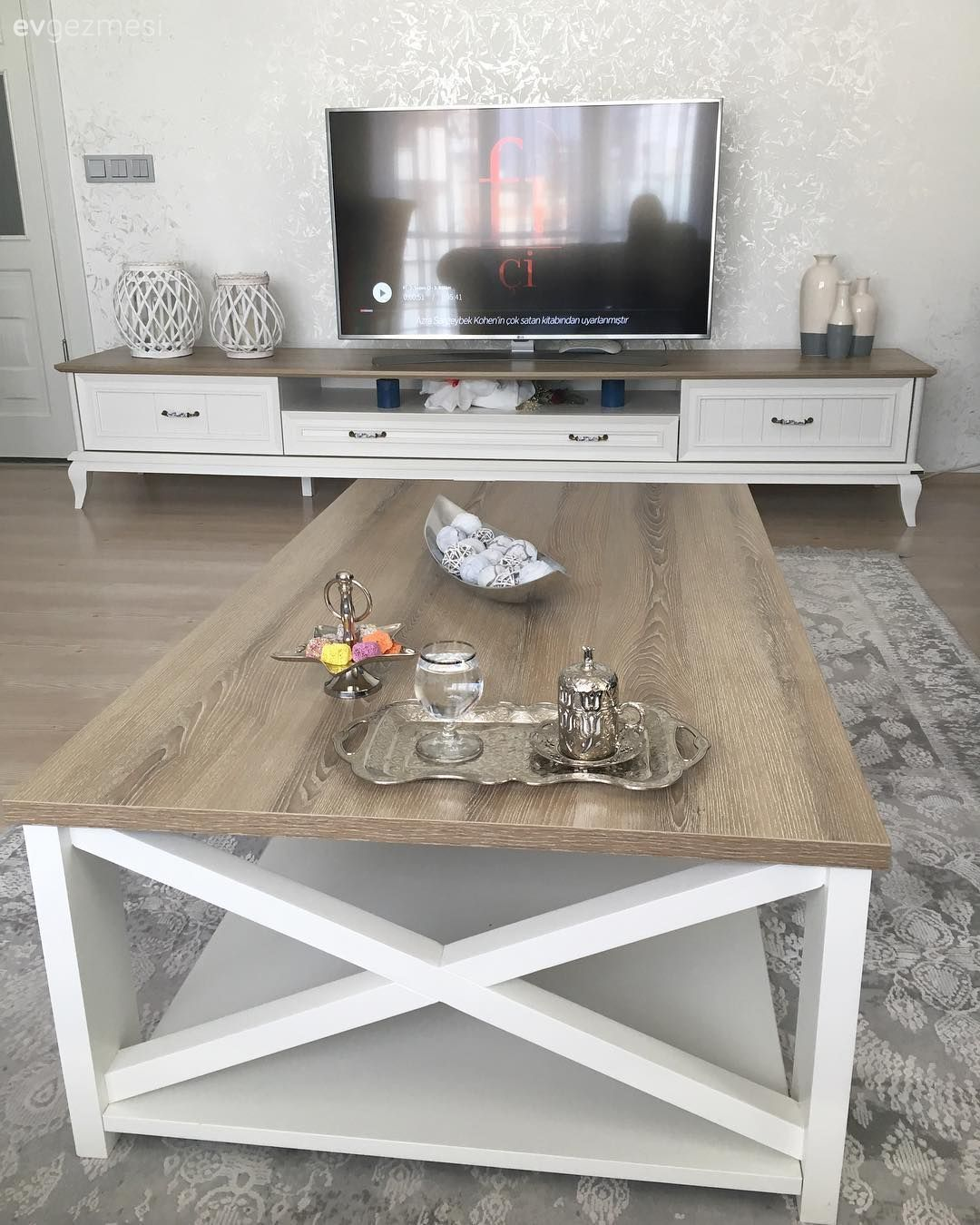 Tv Nitesi Salon Ah Ap Hal Home Pinterest Serin Tv  # Meuble Tv Karma