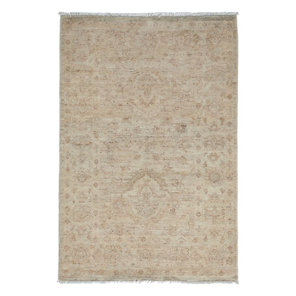 """Oushak Collection Oriental Rug, 2'9"""" x 4'"""