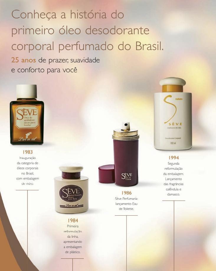 ÓLEO SÈVE - o primeiro óleo desodorante corporal perfumado do Brasil. * O Óleo Sève Amêndoas Doces possui uma fragrância semi-oriental que combina notas florais e amadeiradas.  http://renatabarbosaconsultora.blogspot.co.uk/2009_10_01_archive.html
