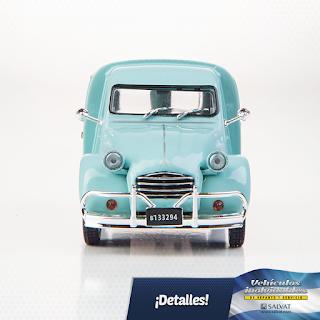 Colecciones Argentinas A Escala Vehículos Inolvidables De Reparto Y Servicio Toyota Dyna Jeep Gladiator Peugeot 404