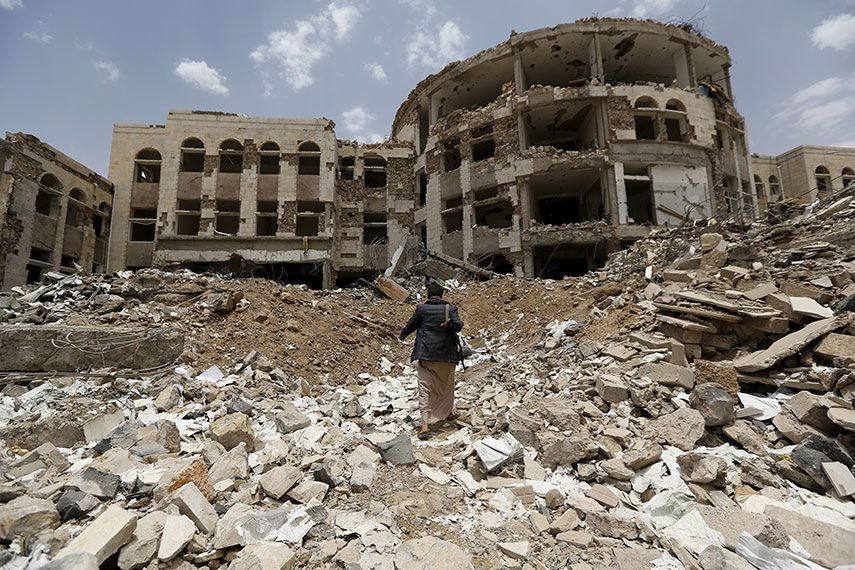 How Saudi Arabia S War In Yemen Has Made Al Qaeda Stronger And Richer