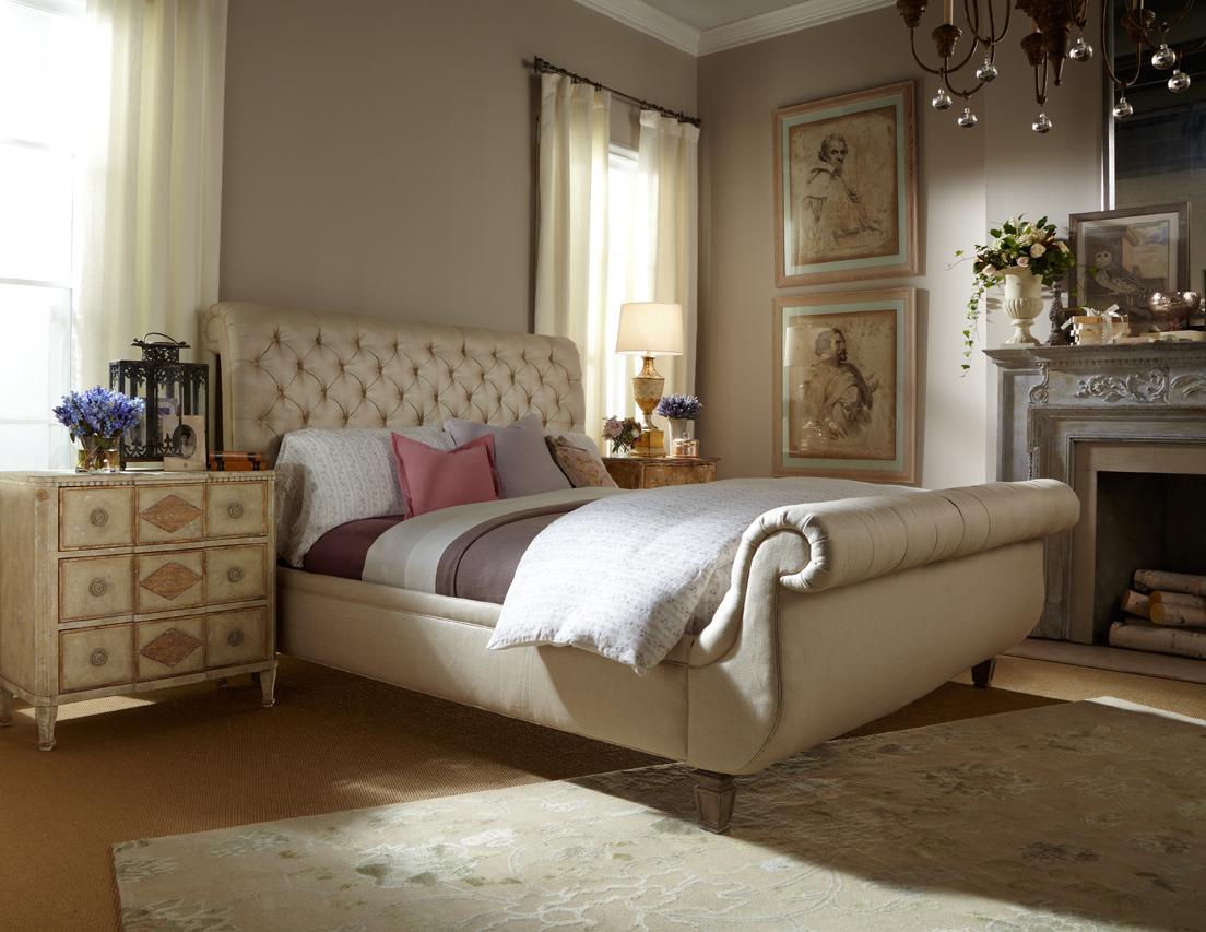 Devonshire Bed Milwaukee Fine Furniture Bedroom sets