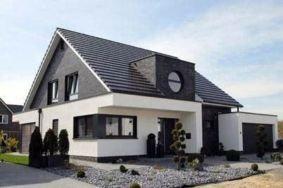 Architektenhaus, modernes Einfamilienhaus von zwo ARCHITEKTEN ...
