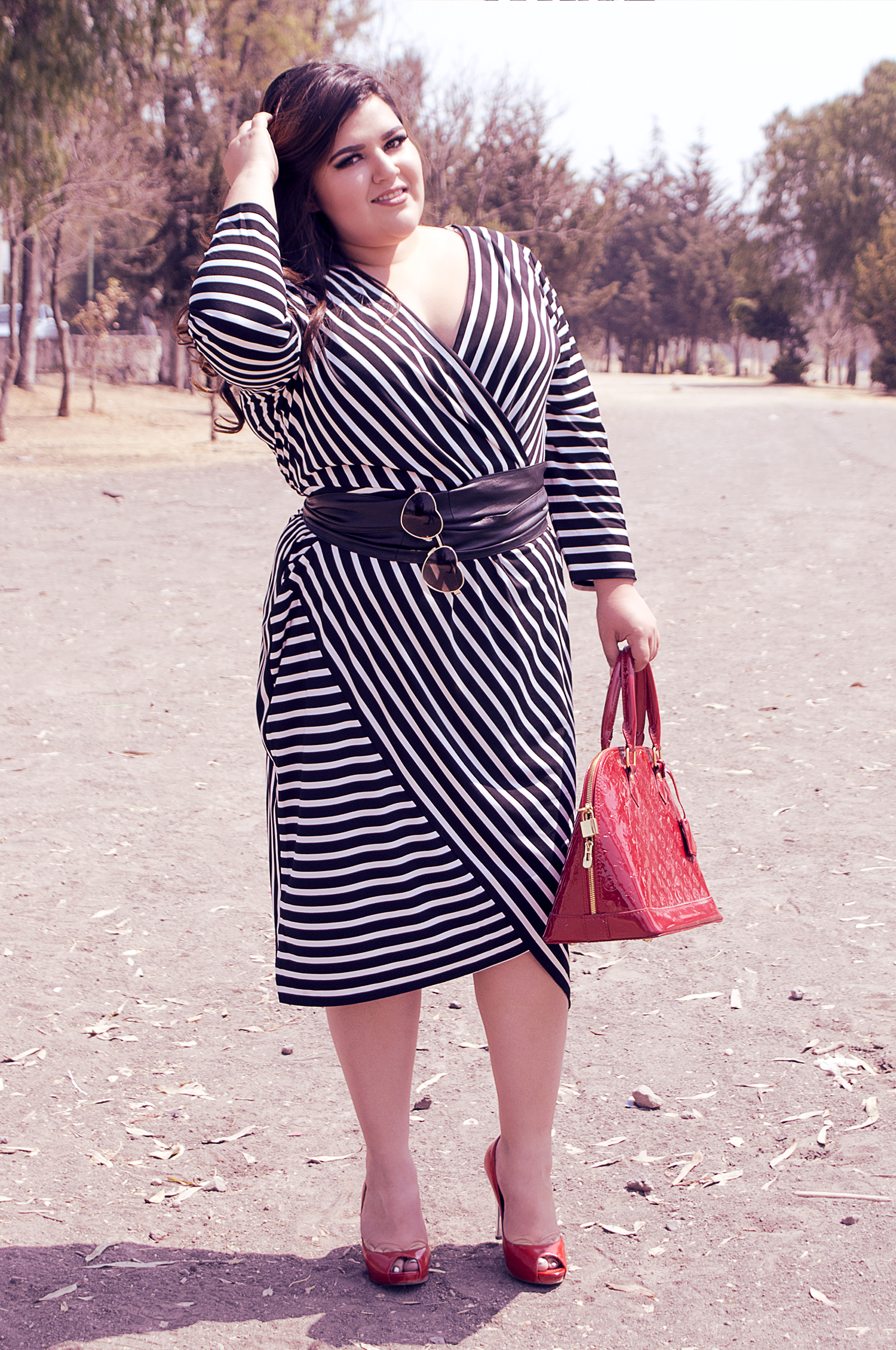 La Fatshionista by Priss Arias, Plus Size Fashion Blogger, Moda ...