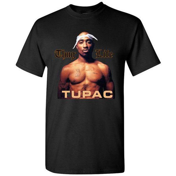 Tupac Tshirt. Tupac Shakur Unisex T-shirt. Thug Life Shirt. OG Tee. ($4.85) ❤ liked on Polyvore featuring tops, t-shirts, shirts, sports shirts, military shirts, shirts & tops, unisex tees and california love shirt