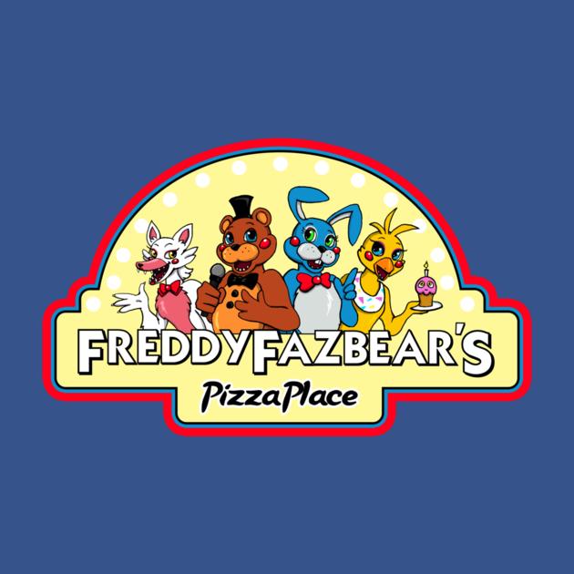 Check Out This Awesome U0027Five+Nights+at+Freddy%27s+2+Logou0027 Design On  TeePublic! #fnaf #fnaf2 #fivenightsatfreddys #foxy #freddy #chica #bonnie  #securityguy ...